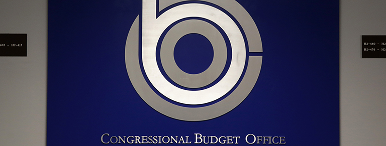 Congressional Budget Office logo