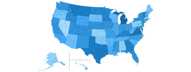 Coronavirus funding by state