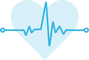Heart & Heartbeat Icon