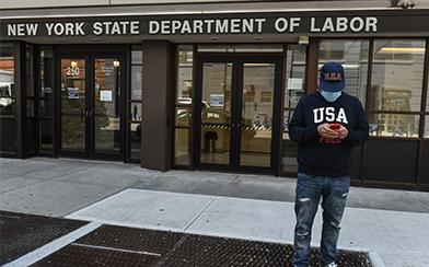 New York Department of Labor Building