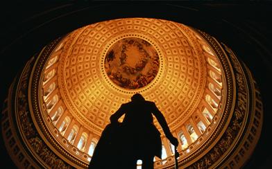 U.S. Capitol Building Rotunda